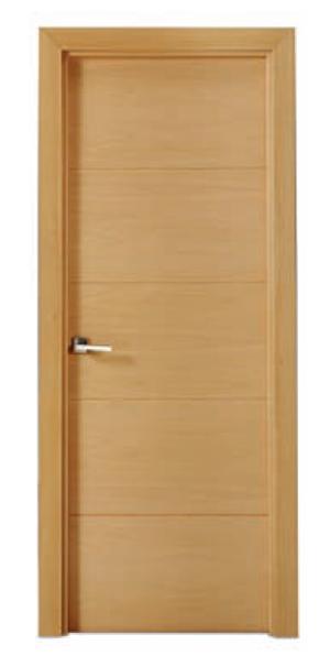 Carpinteria y decoracion h ortiz puerta mod mapi t - Puertas de haya vaporizada ...