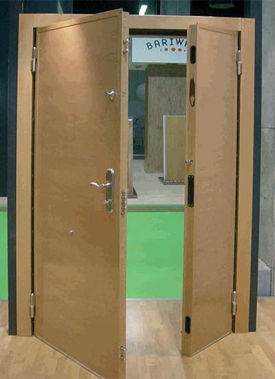 Carpinteria y decoracion h ortiz modelos especiales a - Puertas doble hoja ...